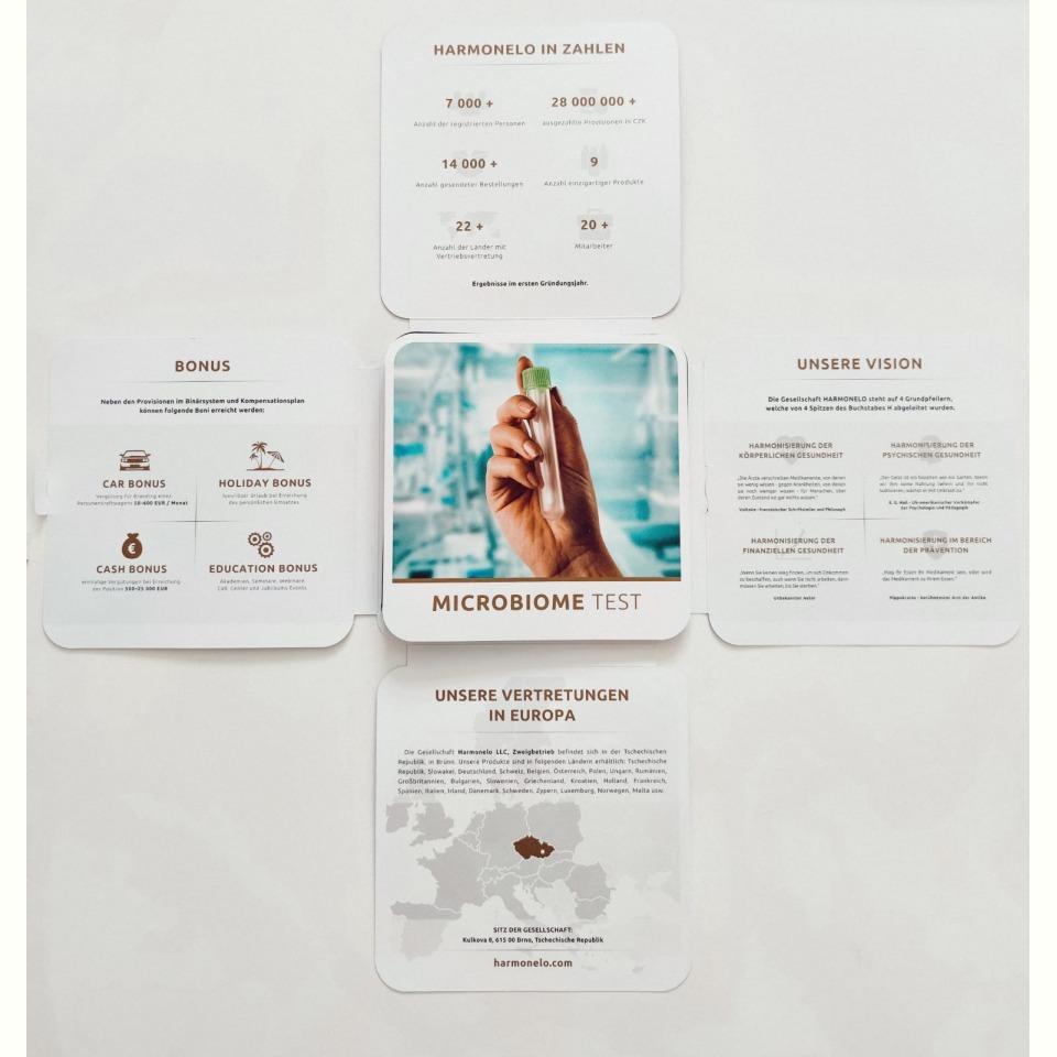 DE Product catalog
